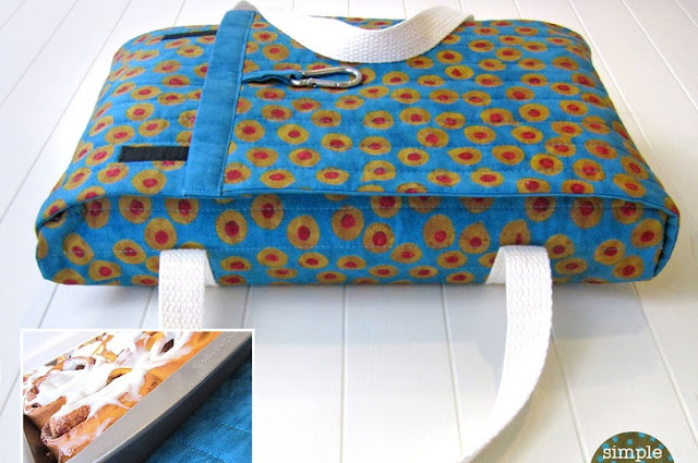 Sewing Casserole Carrier