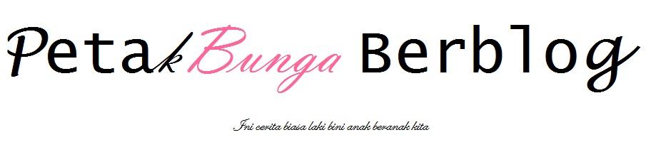 PetakBunga Berblog