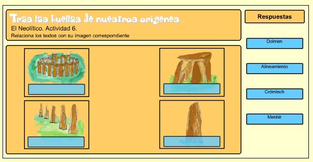 http://ntic.educacion.es/w3//eos/MaterialesEducativos/mem2001/huellas/origenes/actividades/neolitico/s04act06.htm
