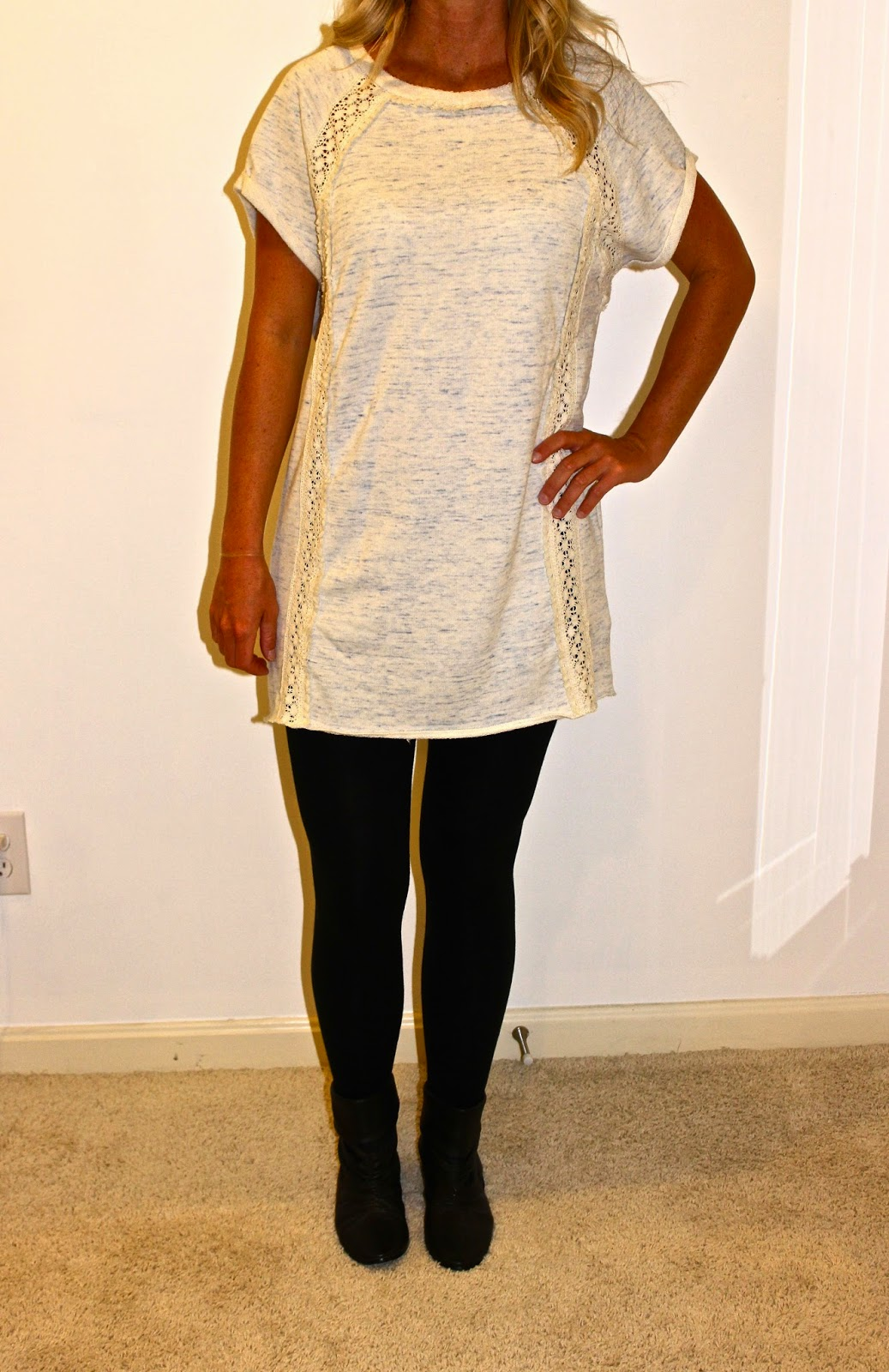ebay h&m tunic dress