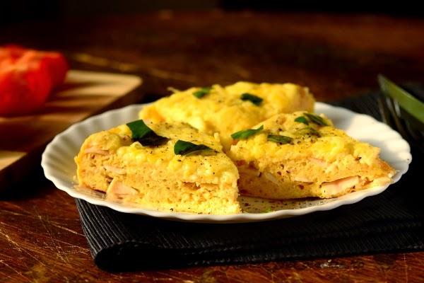 omleta urda sunca cuptor
