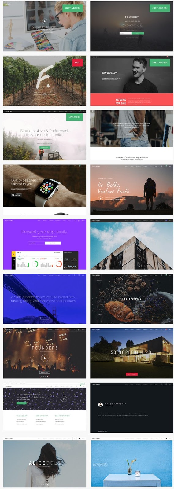 Best New Multipurpose WP Theme