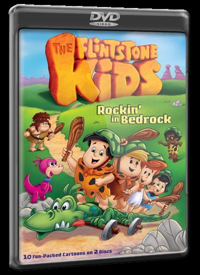 Filme Poster Os Flintstones Nos Anos Dourados – DVD1 DVDRip XviD & RMVB Dublado