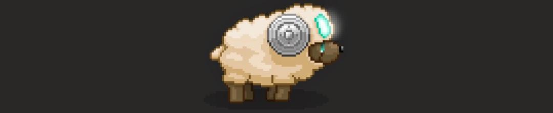 Dreeps, The Alarm Playing Game Sheep