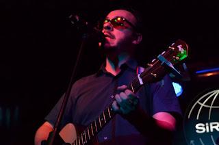 Luis Brea concierto en Madrid. Sala Siroco, Madrid (Noviembre 2012)