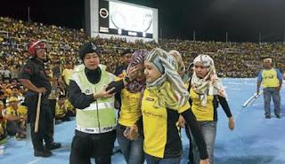 Punca Perlawanan Antara Pahang vs JDT ditangguhkan