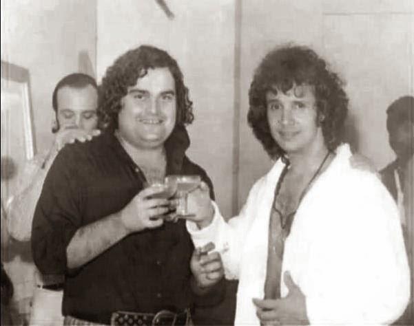 Big Boy e Roberto Carlos