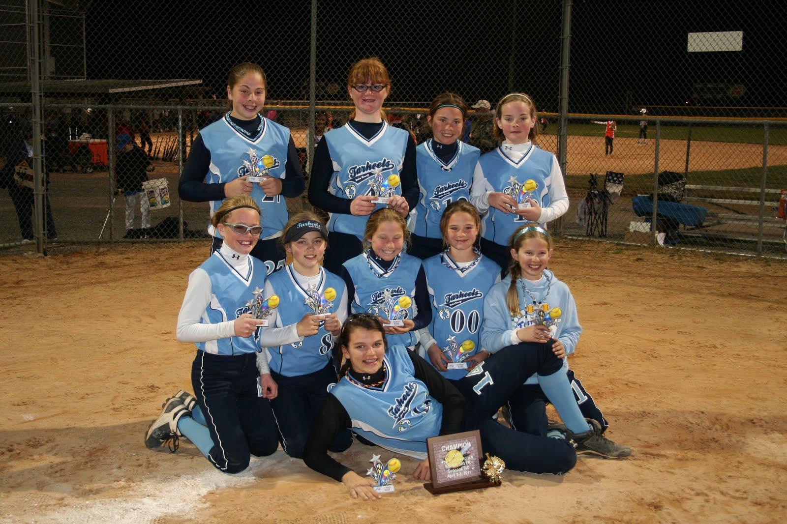 north carolina fastpitch softball travel teams