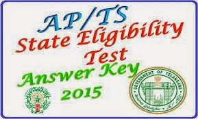 AP TS SET Official Key 2014-2015