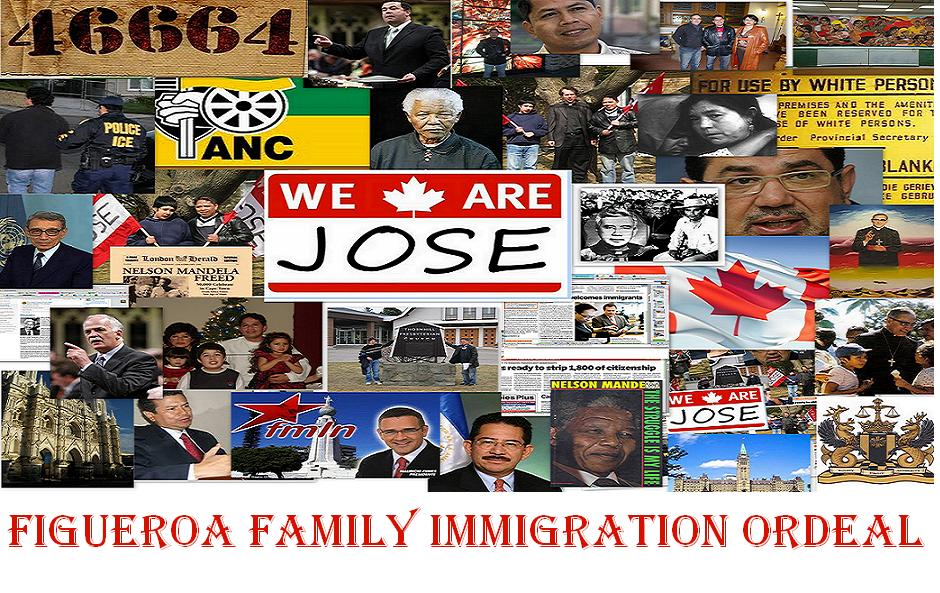 Jose Figueroa Immigration Ordeal