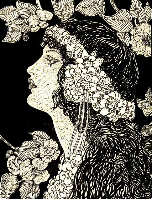 Don Blanding illustration