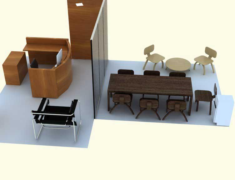 Paraula mobiliario oficina y dise o de espacios for Muebles de oficina chile