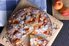 Apricot & Almond Olive Oil Cake