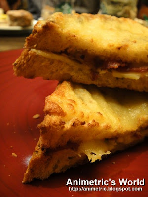 Ultimate Grilled Cheese Sandwich at Starbucks
