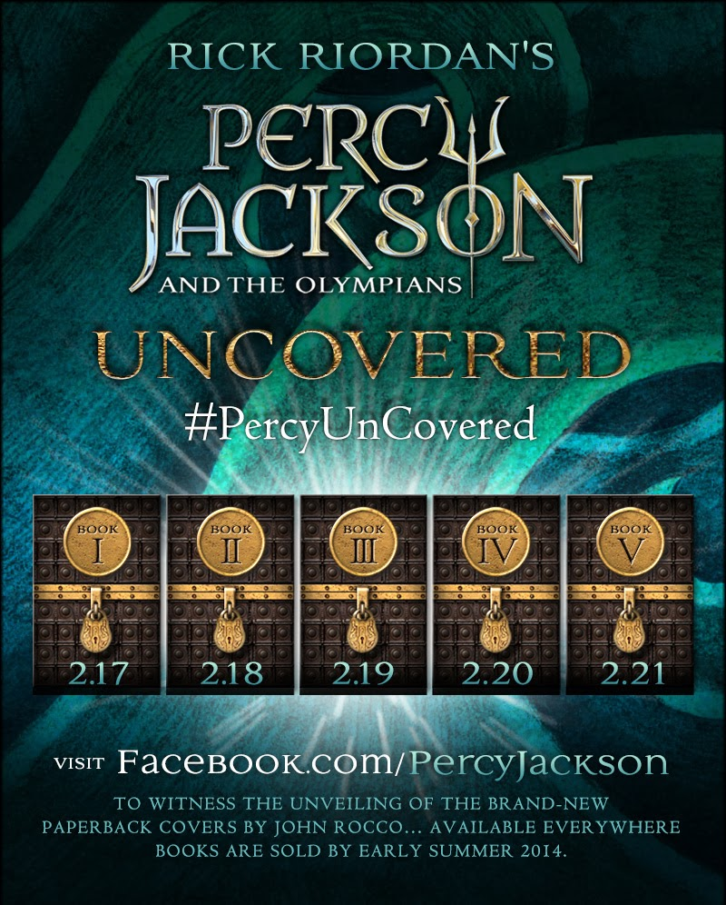 Percy Jackson and the Olympians: Uncovered