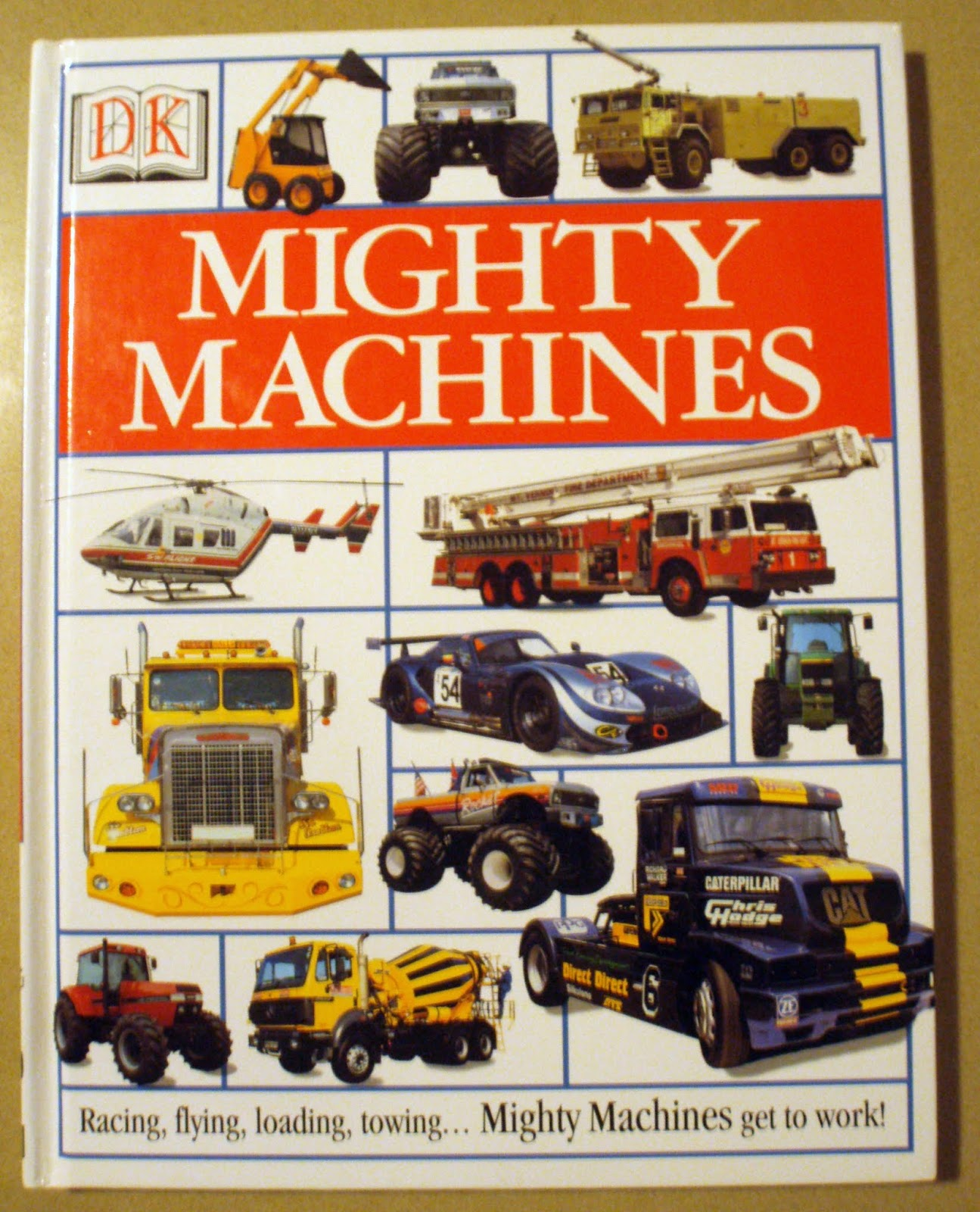 mighty machine on