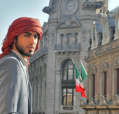 le plus beau arabe du monde