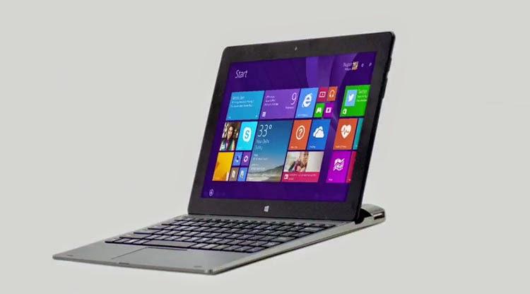 Micromax Canvas Laptab LT666 Budget laptop-cum-tab Price & Full Specification