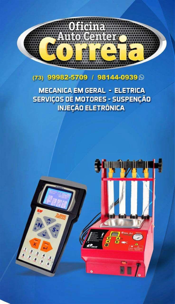 Oficina Auto Center Correia