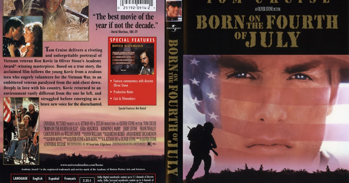 the perspectives of kovic on the war in vietnam in born on the fourth of july a book by ron kovic Posts about vietnam war memoir  born on the fourth of july by ron kovic  born on the fourth of july is a short book that chronicles kovic's life.