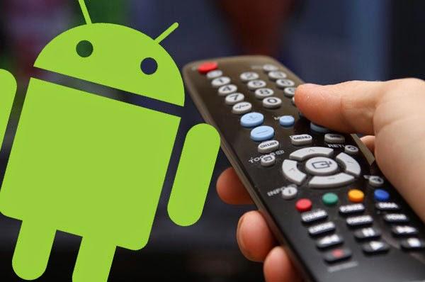 Cara Membuat Ponsel Android Jadi Remote TV