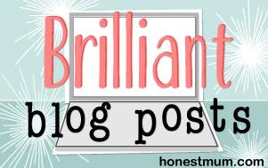 Brilliant Blog posts linkup