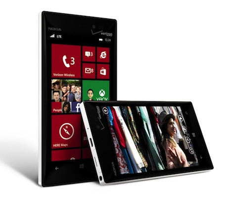 Nokia Lumia 928 announced with 4.5 OLED 8MP camera,  coming to Verizon