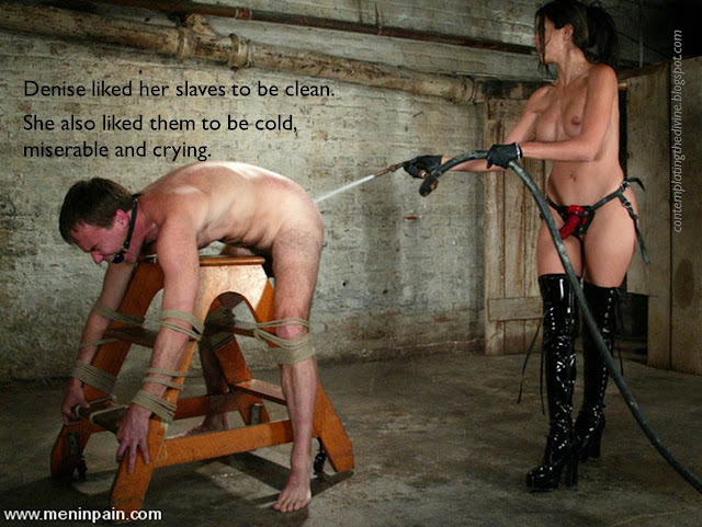 Mistreated slave the lucky boy