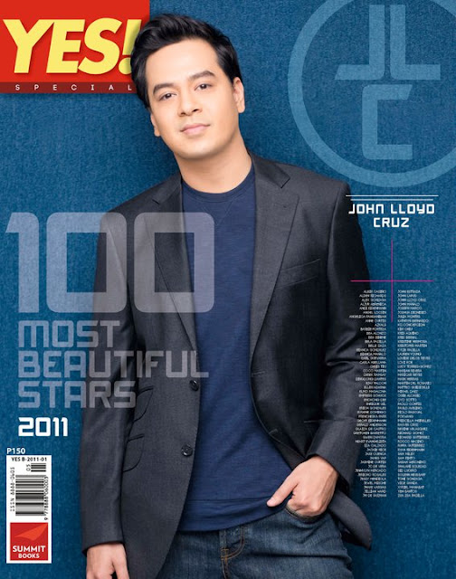 YES! 100 Most Beautiful Stars for 2011