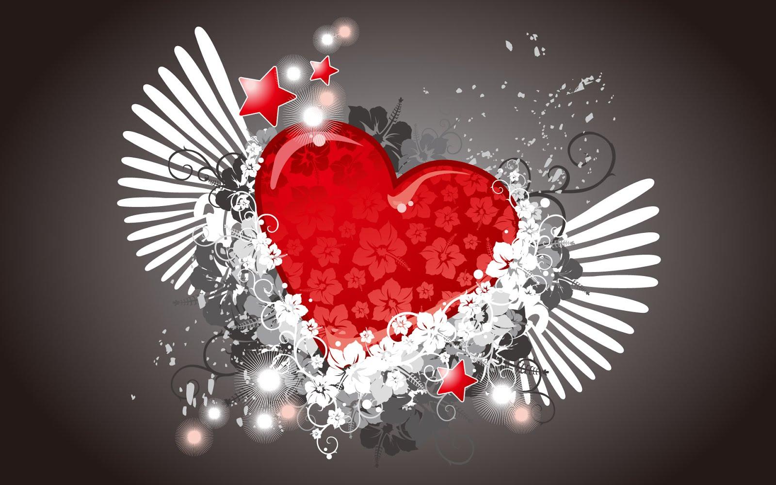 Corazones de amor para el 14 de febrero