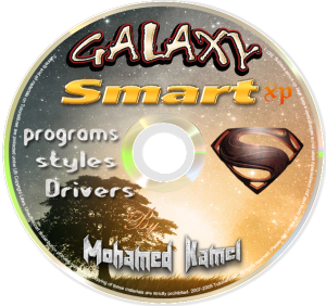 Windows XP Galaxy SP3 Professional Edition