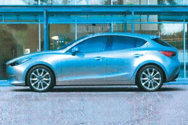 New 2013 Mazda 3