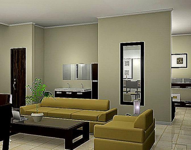 Desain Interior Ruang Tamu Sederhana  Arsitek Rumah Minimalis