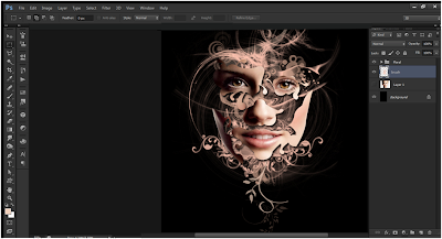 florar+(9) TUTORIAL FLORAL ABSTRAK DESIGN dengan PHOTOSHOP