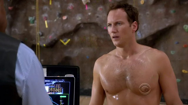 Patrick Wilson Shirtless in A Gifted Man s1e05