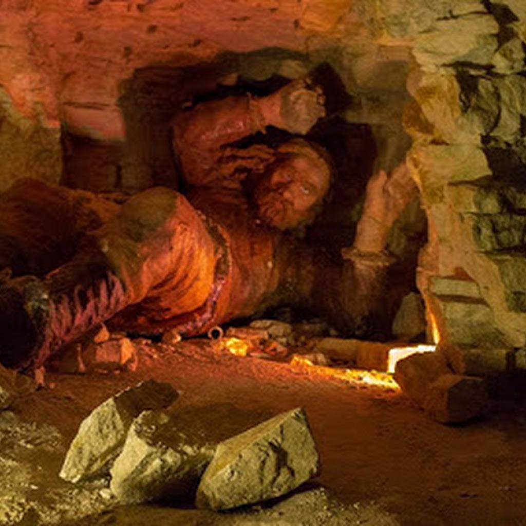 Krzemionki - kopalnia krzemienia sprzed 5 tysięcy lat