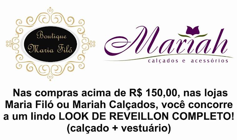 Promoção Mariah e Boutique Maria Filó