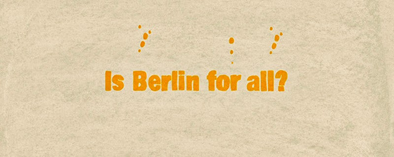 Berlín, City for all