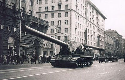 mortir rusia