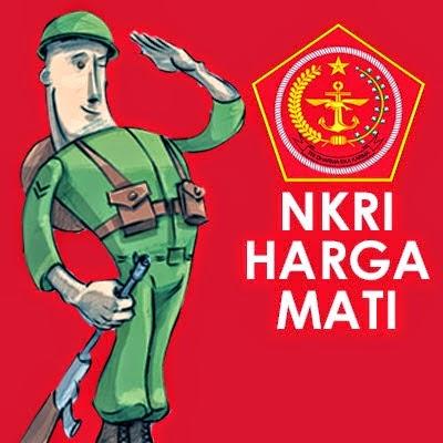 Dp BBM Hut TNI