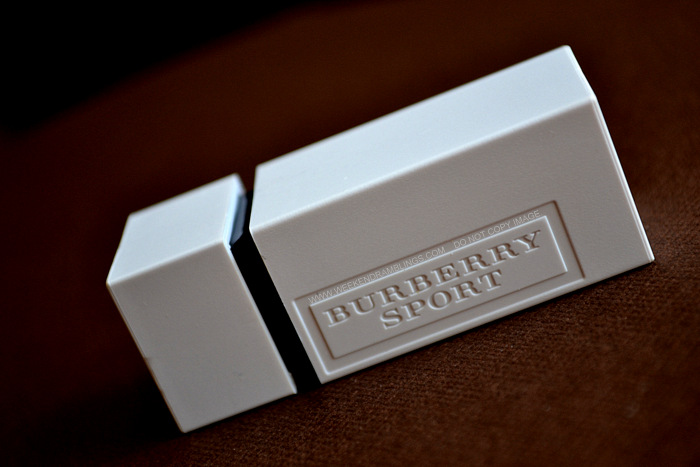 Burberry Sport Eau de Toilette EDT Designer Perfume Fragrance Women Indian Beauty Blog Reviews