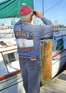 "The Skipjack ""Underway"" Long-sleeve Tee Shirt"