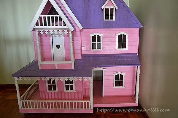 Preloved Doll House For Sale tapi dah sold out