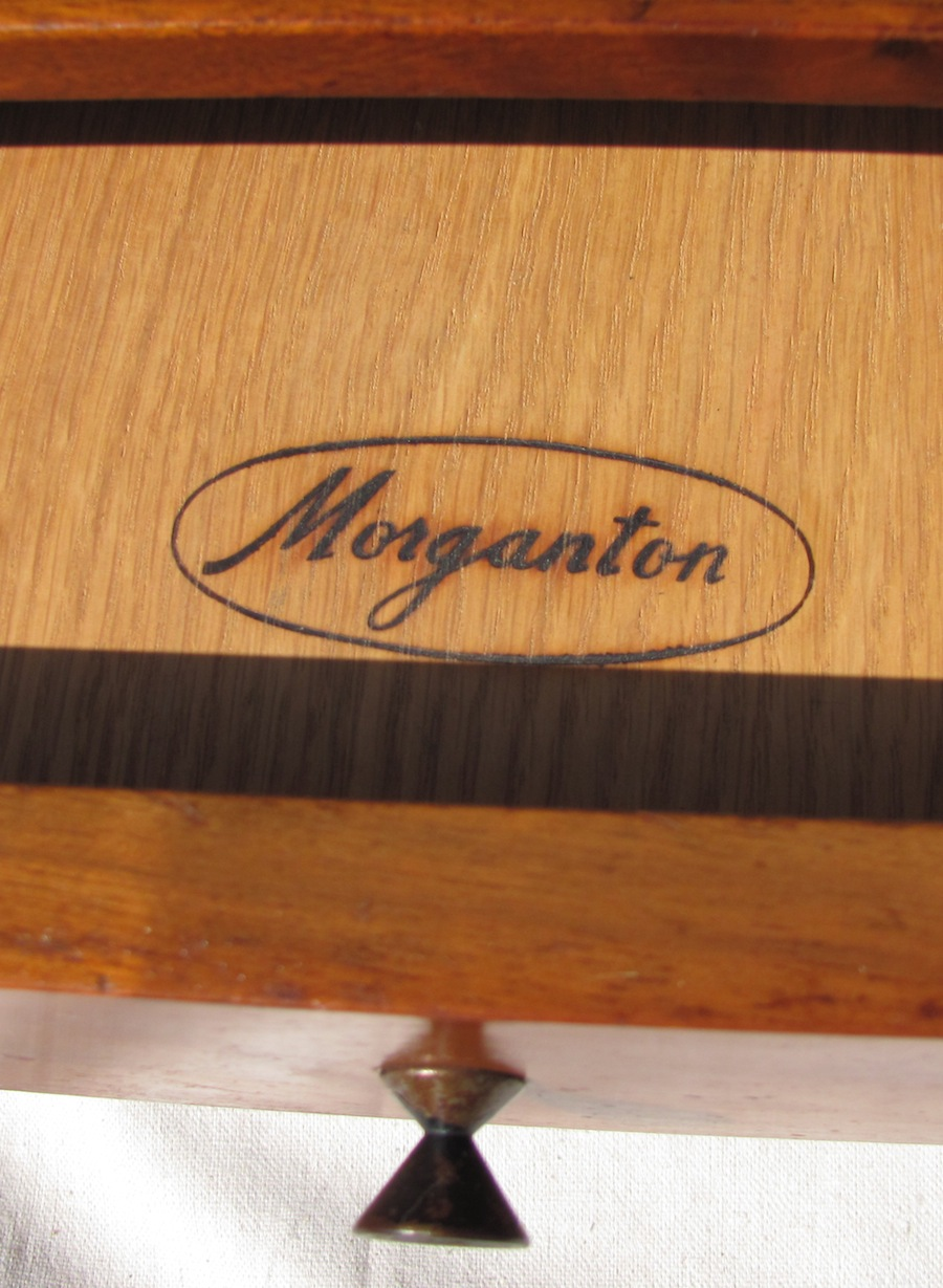 Morganton Was A High Quality Furniture Manufacturer Established In The  1920; They Were Purchased By Drexel In 1957 But Continued To Produce Their  Own ...