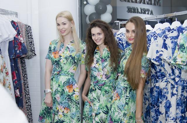 Малена Маяковская, Анастасия Грибач и Нати Ко