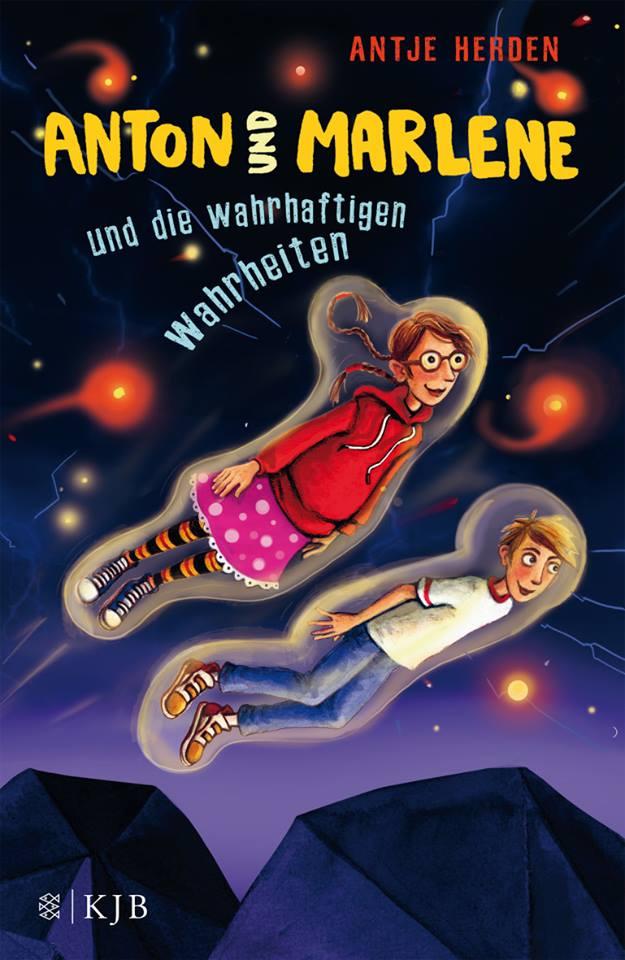 Ab dem 22.9. ist der 3. Band von Antons und Marlenes Geschichte im Paralleluniversum erhältlich