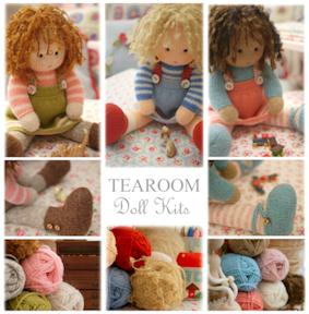 ♡ Yarn Dolls....