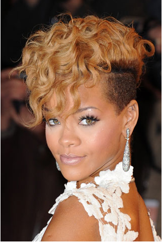 Beautiful rihanna hairstyles dubstep remix