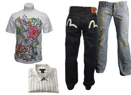 Cheap Designer Clothes For Men Men custom garments are very
