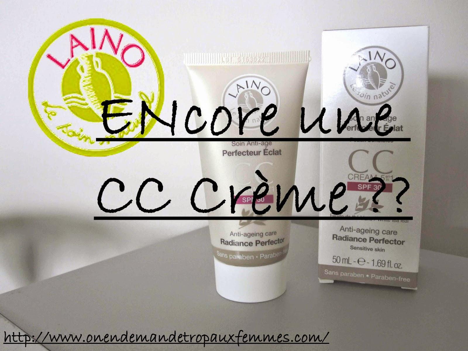 cc crème de laino